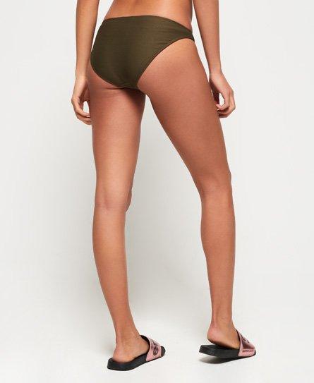 Superdry Bas de bikini texturé Sophia