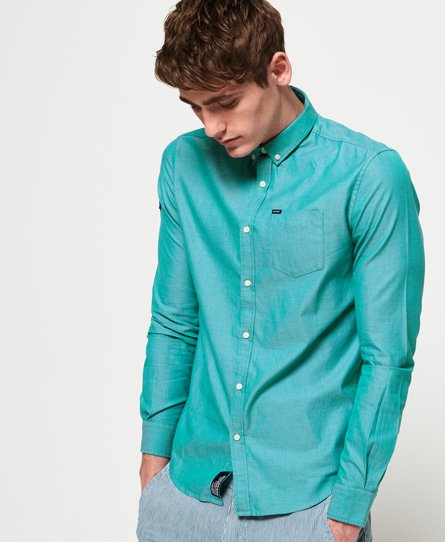 Superdry Pinpoint Oxfordhemd
