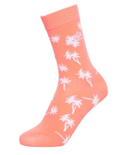 Superdry Lot de trois paires de chaussettes Palms