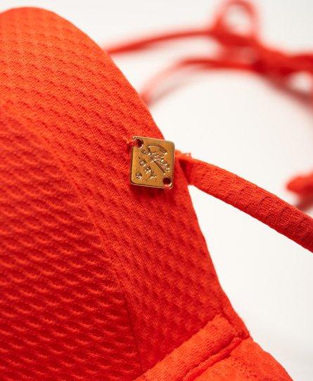 Superdry Haut de bikini texturé à balconnets Sophia