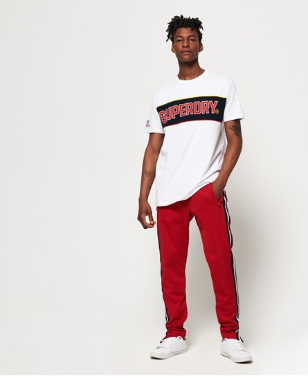 Superdry Retro Stripe Box Fit T-Shirt