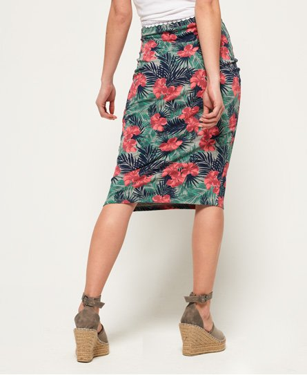 Superdry Perrie Pencil Skirt