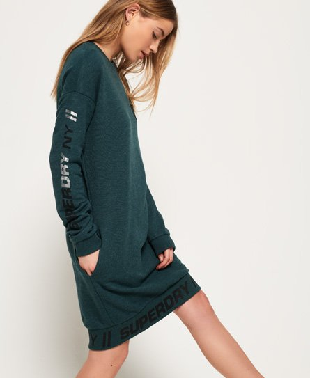 Superdry Robe sweat Sport Luxe