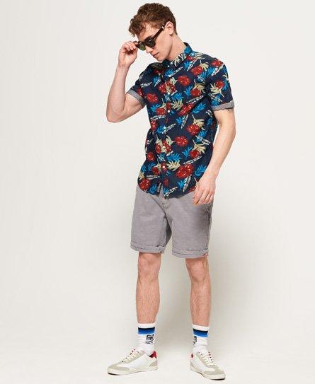 Superdry Miami Loom Short Sleeve Shirt