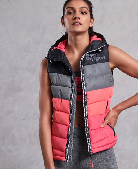 Superdry Tri Block Gilet