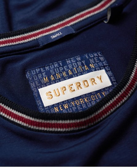 Superdry Sport College Swing Dress