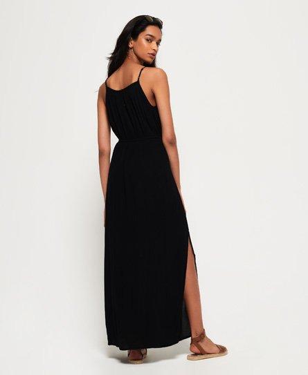Superdry Blake Ring Maxi-kjole