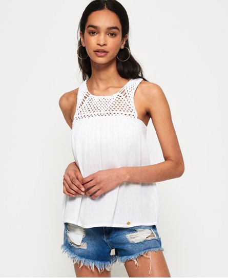 Superdry Alivia Knoy Tank Top