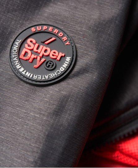 Superdry Veste à capuche Technical Pop Zip SD-Windcheater