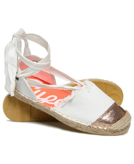 Superdry Lola Luxe Espadrilles