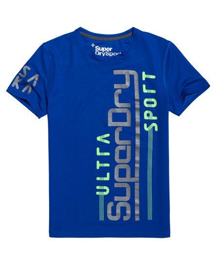 Superdry Ultra Vertical T Shirt Herren T Shirts