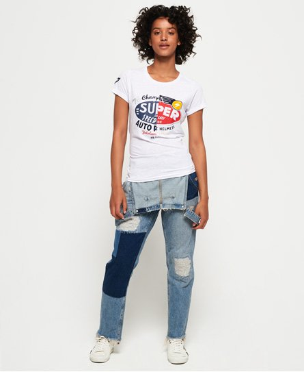 Superdry T-shirt Gasoline Slice