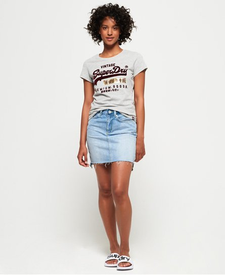 Superdry T-shirt sportiva Premium Goods