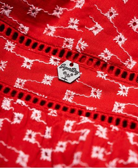 Superdry Jessie Cami-kjole med v-hals