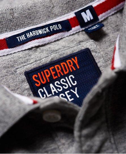 Superdry Classic Hardwick Stripe Polo Shirt