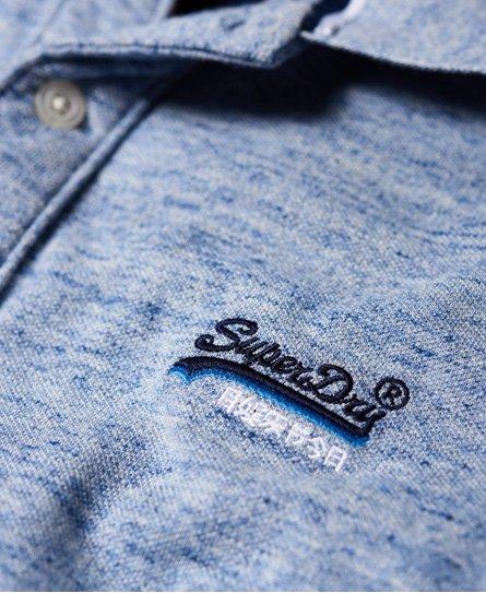 Superdry Classic Piké-poloskjorte med korte ermer