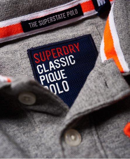 Superdry Classic Superstate-poloskjorte
