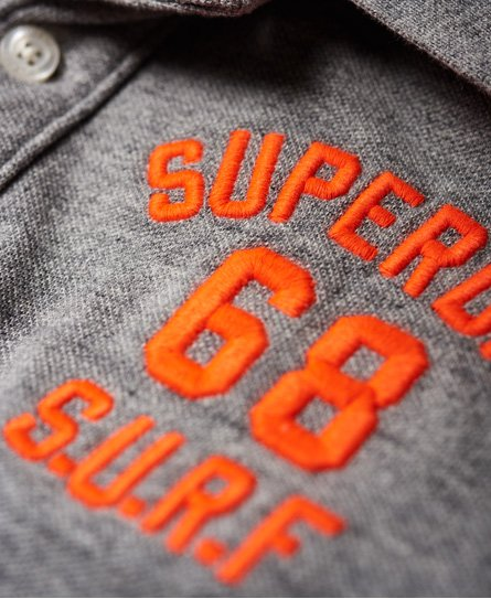 Superdry Classic Super State Polo Shirt