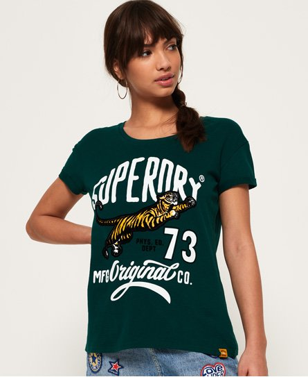 Tiger Days Boyfriend T-Shirt