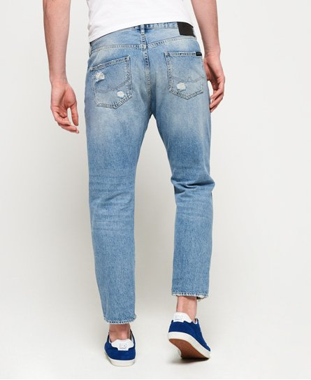 Superdry Oversized Tapered-jeans