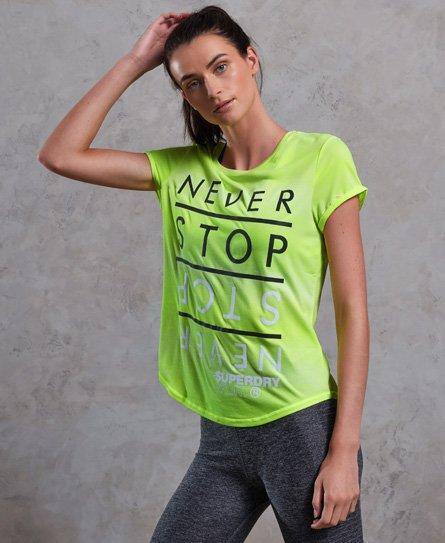 6154bc0af9 ... Superdry T-shirt ombre SD Sport Fitspiration. ×. Superdry Débardeur à dos  crocheté Liana