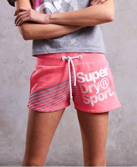 T-shirt court Hyper Sport Label - Superdry - Modalova