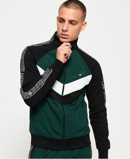 Superdry SD Tricot Taped Track Top