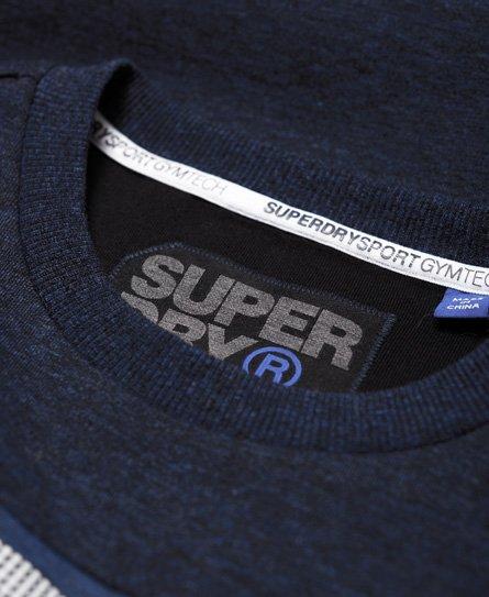 Superdry Maglione girocollo Gym Tech Cut