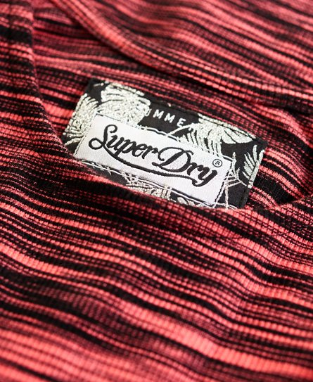 Superdry Vacation Bodycon jurk met strepen