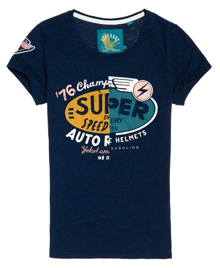 Superdry T-shirt Gasoline Slice