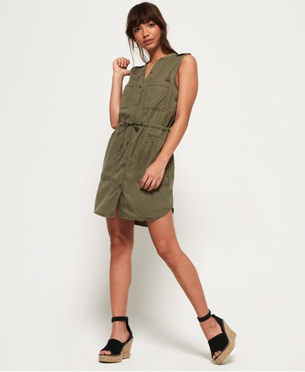 Superdry Anya Shirt Dress