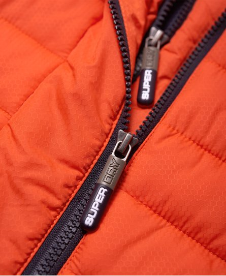 Superdry Fuji Double Zip Hooded Jacket