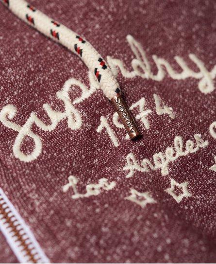 Superdry Rylee Kapuzenjacke mit Reißverschluss