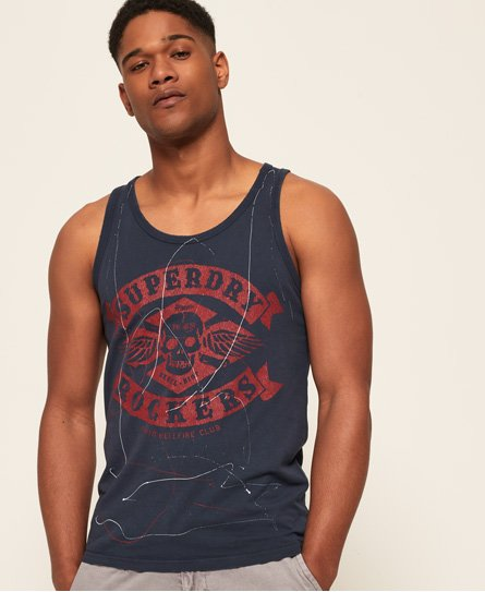 Superdry Motor City Vest Top