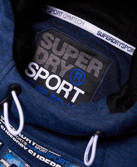Superdry Sweat à capuche Gym Tech Court
