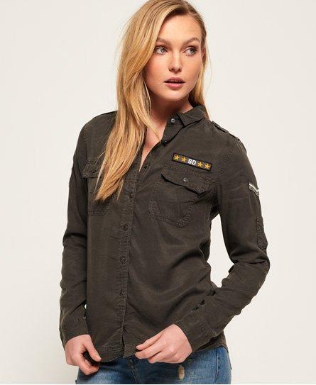 Superdry Karli Military Shirt