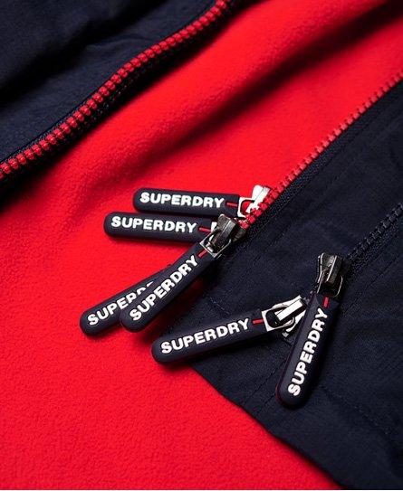 Superdry Arctic Hooded Pop Zip SD-Windcheater Jacket
