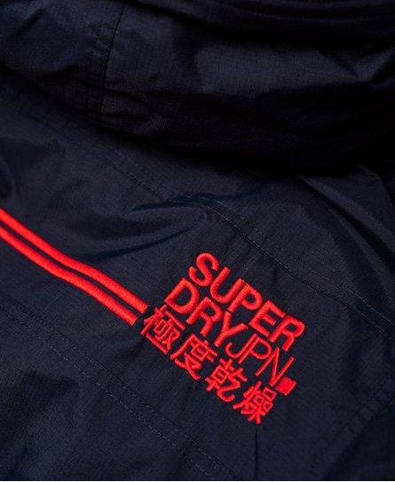 Superdry Giacca a vento con cappuccio e zip a scomparsa SD-Windcheater Ar