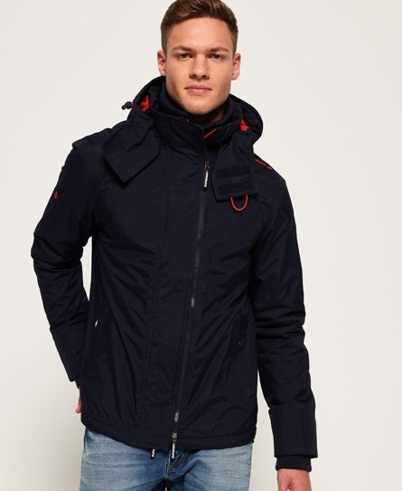 Superdry Arctic Pop Zip SD windcheater jack met capuchon