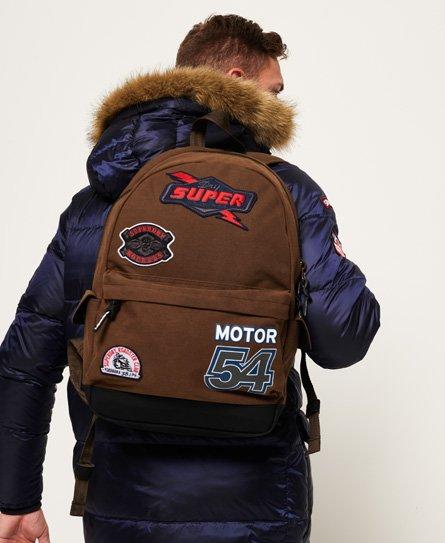 Superdry Sac à dos Moto Montana