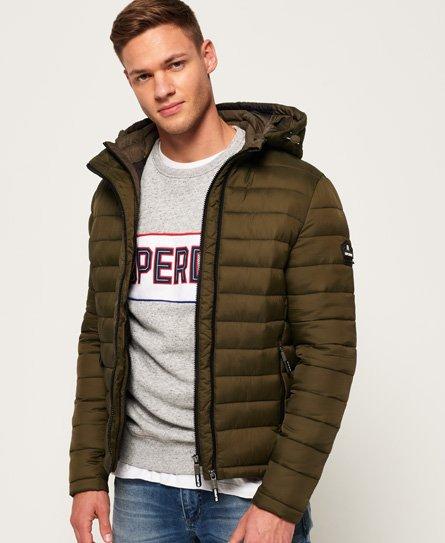 Superdry Nouvelle veste à capuche et double zip Fuji