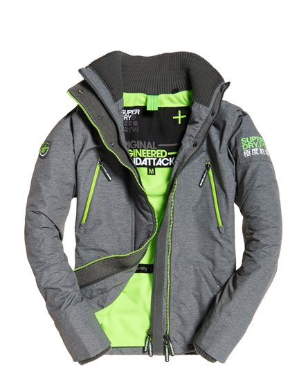 Superdry Polar SD-Windattacker Jacke
