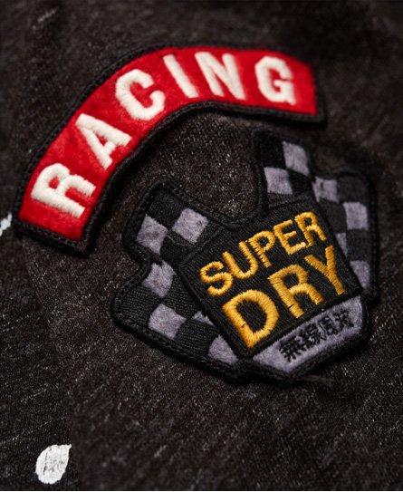 Superdry Patch Splatter Work Shop T-Shirt