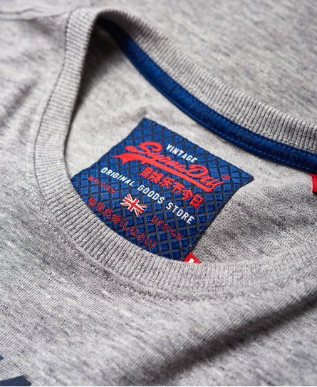 Superdry Vintage Logo Cali Horizon T-Shirt