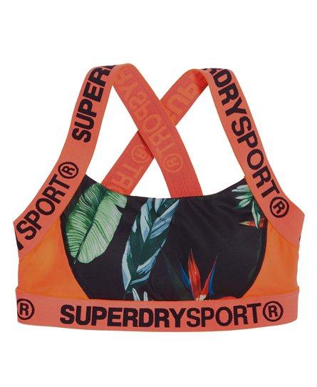 Superdry Brassière de sport color block