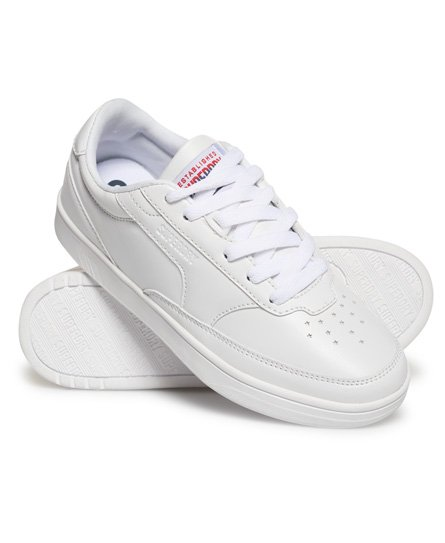 Superdry Baskets Court Retro