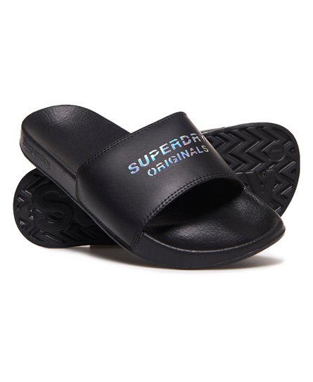 Superdry Originals Pool Sliders
