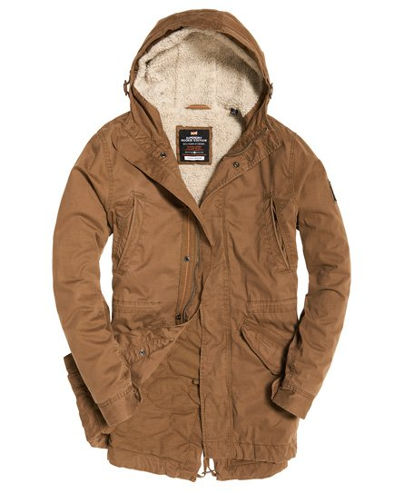 Superdry Military Parka Jacket