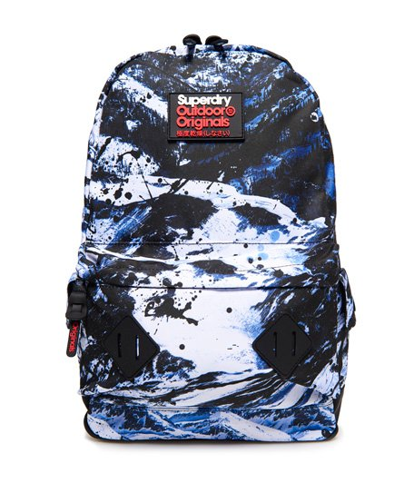 Superdry Abstract Alpine Mountain Rucksack