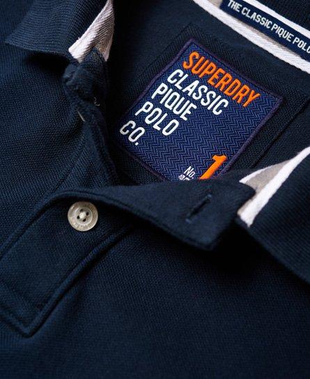 Superdry Polo manches courtes classique en piqué